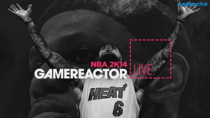 NBA 2K14 (PS4) - Livestream Replay