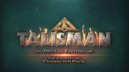 Talisman: Digital Edition - The Courtesan Trailer