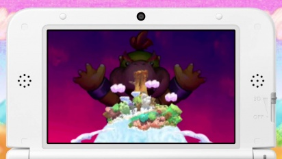 Yoshi's New Island - Egg-cellent Launch Trailer