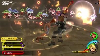 Kingdom Hearts HD 2.5 ReMIX - E3 trailer