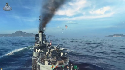 World of Warships - Inside Update 0.4.1