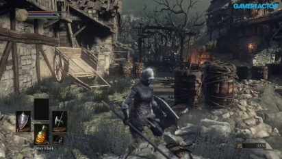 Dark Souls III - Gameplay Xbox One - Undead Settlement A