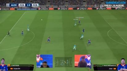 Pro Evolution Soccer 2017 - PES League Camp Nou Finals - Ruben-94 vs josesg93 Full Match