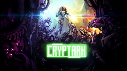 Cryptark - Launch Trailer PS4