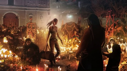 Shadow of the Tomb Raider - Developing Shadow of the Tomb Raider for PC
