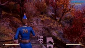 Fallout 76 - Leaving the Vault Gameplay