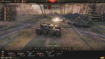 World of Tanks - Update 1.4 Gameplay