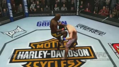UFC 2009 Undisputed - Muay Thai Trailer