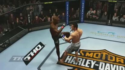 UFC 2009 Undisputed - Flying Knee Trailer
