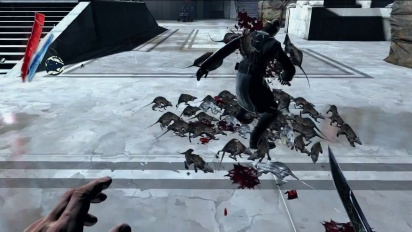 Dishonored - Devouring Swarm Power Trailer
