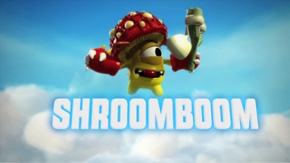Skylanders Giants - Meet The Skylanders: Shroomboom Trailer