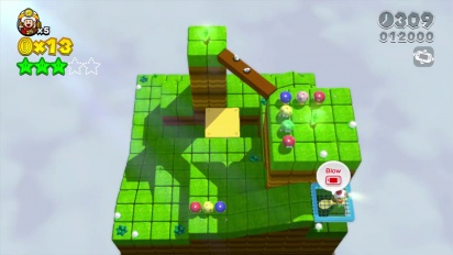Super Mario 3D World - 10 New Things Trailer
