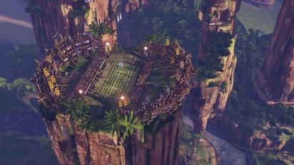 Kinect Sports Rivals - Environments Trailer