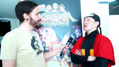 Naruto Shippuden: Ultimate Ninja Storm Revolution - Interview with Hiroshi Matsuyama