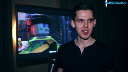 Lego Batman 3: Beyond Gotham - Interview