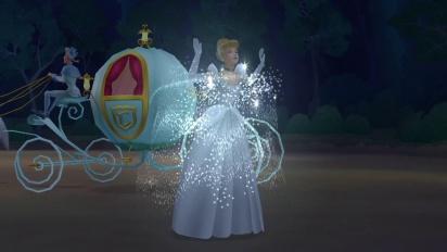 Kingdom Hearts HD 2.5 Remix - Introducing the Magic Trailer