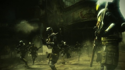 Final Fantasy Type-0 HD - World at War Trailer