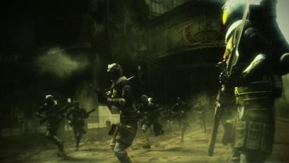 Final Fantasy Type-0 HD - World at War Trailer