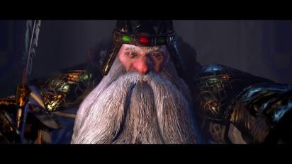 Total War: Warhammer -  High King Thorgrim Grudgebearer Trailer