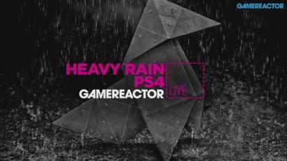 Heavy Rain and Firewatch - Livestream Replay
