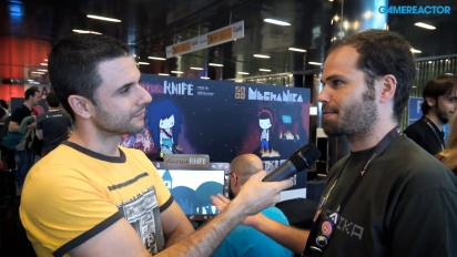 Agatha Knife - Jordi García Interview