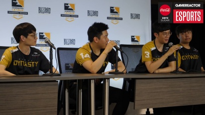 Overwatch League – Seoul Dynasty Press Conference (Day One)