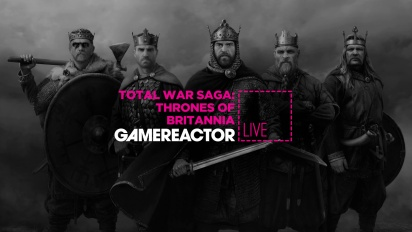 Livestream Replay: Total War Saga: Thrones of Britannia