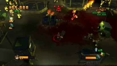 Burn Zombie Burn - The Weapons Trailer