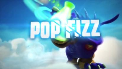 Skylanders Giants - Meet The Skylanders: Pop Fizz Trailer