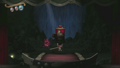 Puppeteer - Ninja's Head Trailer