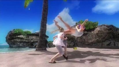Dead or Alive 5 Ultimate - Bath and Bedtime Costumes Trailer
