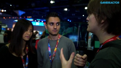 E3 2014: Thralled - Miguel Oliveira & Tiffanie Mang Interview