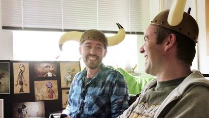 Zombie Vikings vs. SteamWorld Heist Dev Diary