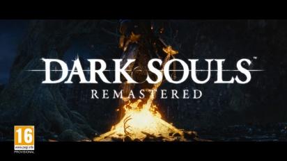 Dark Souls Remastered - Announcement Trailer