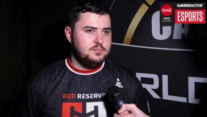 CWL Anaheim 2018 - Rated Interview