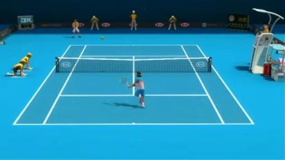 Grand Slam Tennis - Unsuspecting Public Trailer