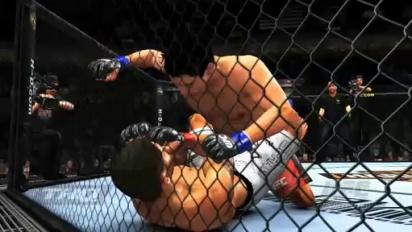 UFC 2009 Undisputed - Clinch Game Walkthrough Trailer
