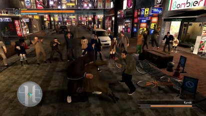 Yakuza 4: Remastered - Launch Trailer