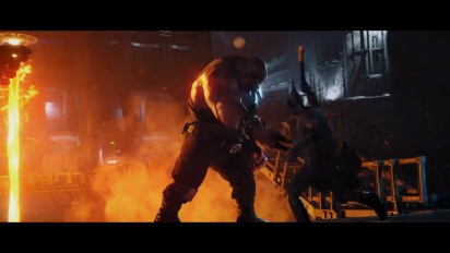 Warhammer 40,000: Darktide - Official Gameplay Trailer
