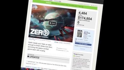 Strike Suit Zero - Kickstarter Complete Trailer