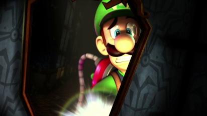 Luigi's Mansion 2 - Trailer
