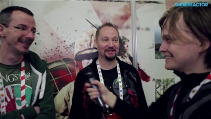 GDC: Rising Storm - Interview