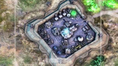 Command & Conquer: Tiberium Alliances - Gameplay Trailer