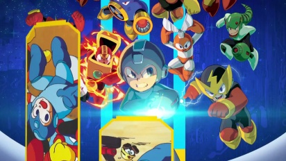 Mega Man Legacy Collection Trailer