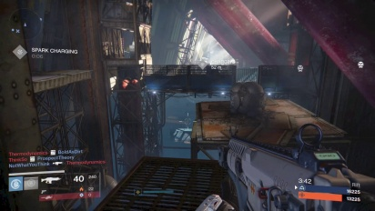Destiny: The Taken King - Rift Mode Gameplay