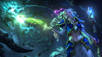 Hearthstone: Knights of the Frozen Throne - Cinematic Video