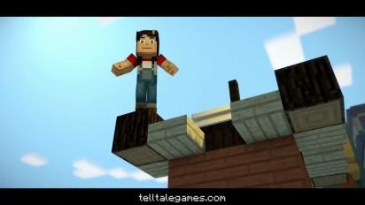 Minecraft: Story Mode Season 2 - Hero in Residence Trailer