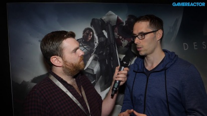Destiny 2 - Mark Noseworthy Interview