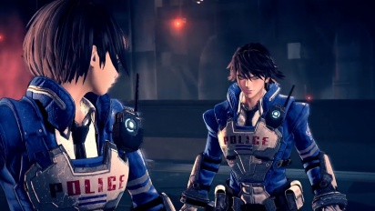 Astral Chain - Announcement Trailer