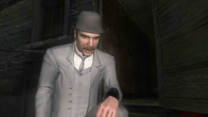Sherlock Holmes vs Jack the Ripper . Investigating Whitechapel Trailer